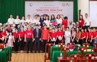 Generali triển khai chương trình 'Sinh con, sinh cha' tại khu vực Đồng bằng sông Cửu Long và Tây Nguyên