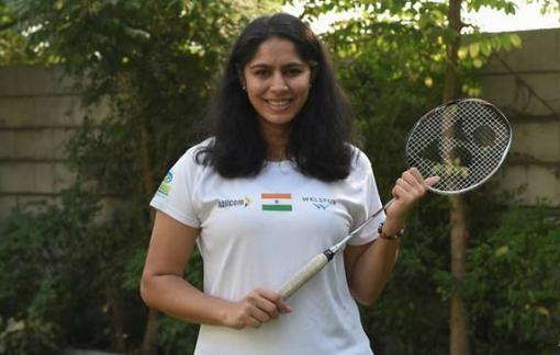 Người phụ nữ trẻ chinh phục ước mơ cầu lông quốc tế chỉ với 1 chân