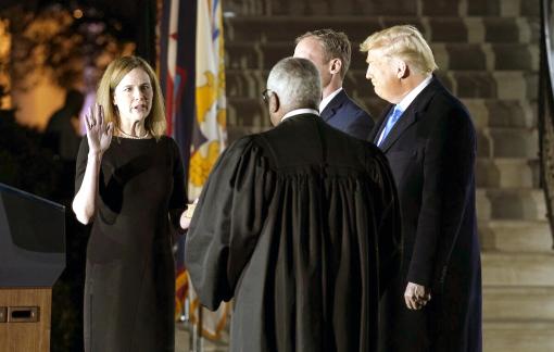 Thắng lợi của Tổng thống Trump trước ngày bầu cử