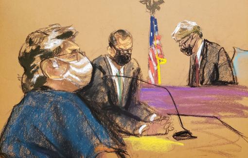 Thủ lĩnh giáo phái tình dục ở Mỹ bị kết án 120 năm tù
