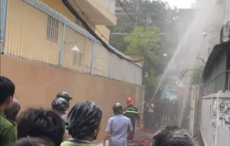 Bắt nghi can sát hại người phụ nữ rồi đốt xác trong căn nhà ở Sài Gòn