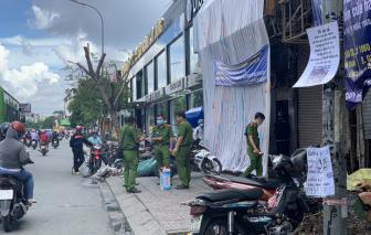 Nguyên nhân vụ nổ trong quán karaoke khiến 2 người bị thương