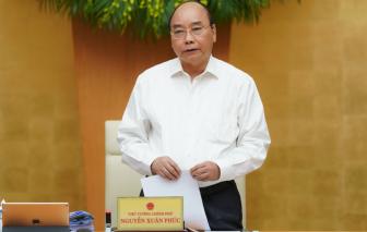 Thủ tướng Nguyễn Xuân Phúc: Địa phương nào giải ngân chậm, sẽ bị cắt vốn