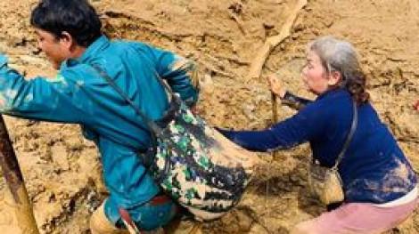 Thêm một điểm sạt lở, vùi lấp 11 người ở Quảng Nam, đã tìm được 3 thi thể