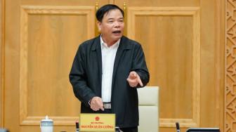 Bộ trưởng Bộ NN&PTNT: Bão lũ dị thường chưa từng có trong lịch sử