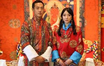 Công chúa Bhutan kết hôn