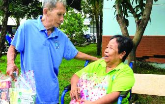 Hẹn hò ở… viện dưỡng lão