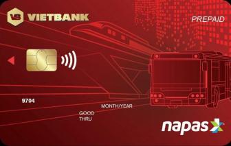 Napas và Vietbank công bố ra mắt thẻ trả trước nội địa có tính năng thanh toán không tiếp xúc