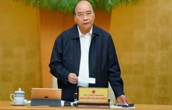 Thủ tướng: Đề nghị ngân hàng giãn nợ cho người dân vùng lũ