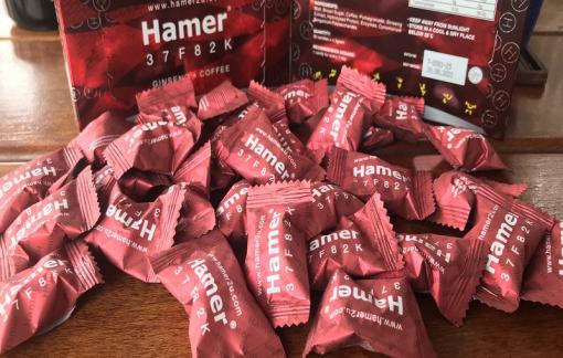 Kẹo sâm chứa chất kích dục bán tràn lan