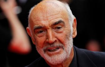 """Điệp viên 007"" Sean Connery qua đời"