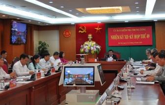 Đề nghị xem xét, kỷ luật Ủy viên Bộ Chính trị Nguyễn Văn Bình