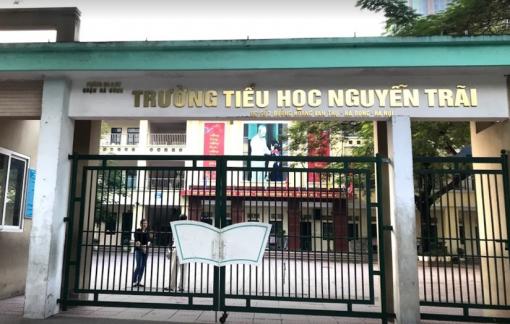 Vẫn đang tìm nguyên nhân học sinh một trường tiểu học tại Hà Nội nghỉ hàng loạt