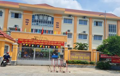 Phòng Giáo dục - Đào tạo quận 9 nói gì về bữa trưa bán trú ở trường tiểu học Trần Thị Bưởi?