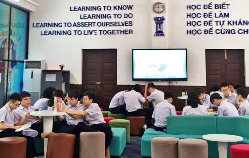 Trường học thông minh, học sinh được lợi gì?