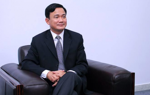 Ông Lê Vinh Danh - cựu Hiệu trưởng Trường ĐH Tôn Đức Thắng được phân công nhiệm vụ mới