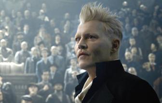 """Sau án bạo hành vợ, Johnny Depp bị loại khỏi """"Sinh vật huyền bí"""""""