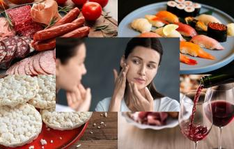 Clip: 7 loại thực phẩm quen thuộc gây hại cho làn da
