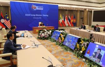 Biển Đông tiếp tục là vấn đề nổi lên trong tình hình quốc tế và khu vực