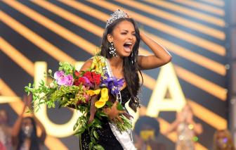 Con gái tù nhân trở thành Hoa hậu Mỹ 2020