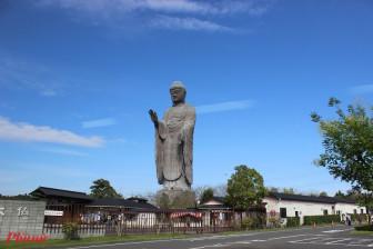 Bên trong bức tượng Phật bằng đồng lớn nhất thế giới tại Ibaraki, Nhật Bản