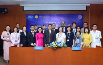 Bệnh viện FV hợp tác đào tạo cùng Đại học Quốc tế TP.HCM