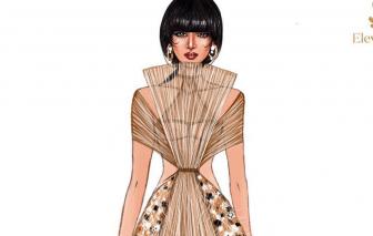 Cận cảnh bộ váy đạt Kỷ lục Việt Nam