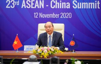 Giữ nguyên lập trường nguyên tắc của ASEAN về Biển Đông
