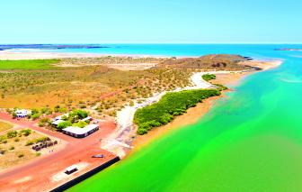 Thị trấn ma bên bờ biển Úc