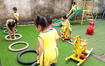 Tạo môi trường an toàn cho con, cha mẹ yên tâm đi làm