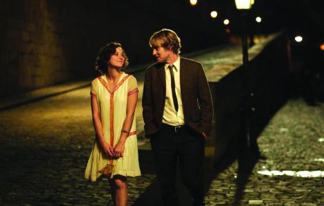 """Midnight in Paris"": Thư tình gửi Paris"