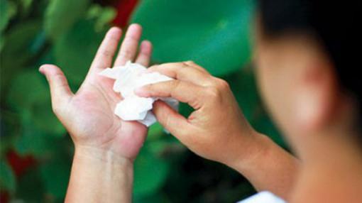 Có điều trị được bệnh mồ hôi tay bằng châm cứu?