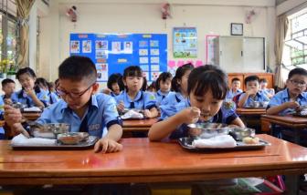 Tổng kết triển khai dự án Bữa ăn học đường tại TP.HCM