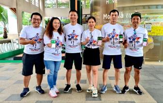 Manulife Việt Nam đánh dấu 20 năm đồng hành cùng Terry Fox Run