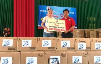 P&G Việt Nam triển khai nhiều hoạt động hỗ trợ người dân vùng lũ