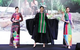 Thổ cẩm bước vào thời trang hiện đại: Đẹp nhưng khó
