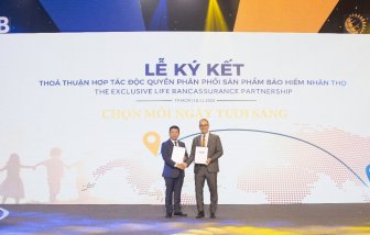 ACB và Sun Life Việt Nam công bố thỏa thuận hợp tác độc quyền phân phối sản phẩm bảo hiểm nhân thọ