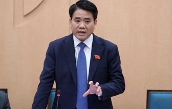 Chuyển hồ sơ đề nghị truy tố ông Nguyễn Đức Chung