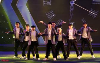"""""""Liên hoan nhóm nhảy thành phố lần 2"""": Lan tỏa thông điệp tích cực"""