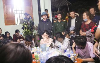 27 học sinh bị lạc trong rừng khi đi dã ngoại