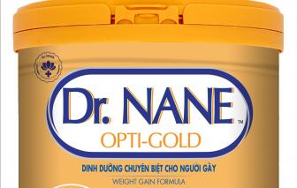 Dr. Nane Opti-Gold Gain+ - Dinh dưỡng cho người gầy tăng cân hiệu quả