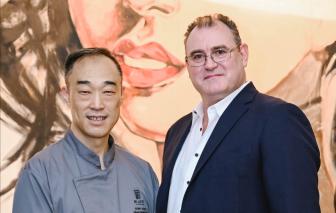 Khai trương nhà hàng Black Vinegar mang phong cách ẩm thực Trung Hoa mới lạ