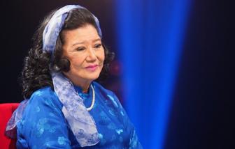 NSND Kim Cương nghẹn ngào, nhờ cộng đồng tìm con nuôi thất lạc 42 năm