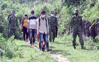 Hơn 20.000 người nhập cảnh trái phép, dịch COVID-19 vẫn lăm le ở mọi nơi