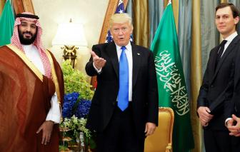 Tổng thống Trump gấp rút thực hiện chính sách mới với Trung Quốc và Trung Đông