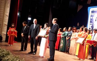 Giải thưởng Võ Trường Toản vinh danh 50 nhà giáo cống hiến và tâm huyết với nghề
