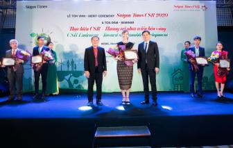 Heineken Việt Nam được vinh danh là 'Doanh nghiệp vì cộng đồng'