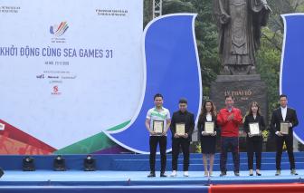 Herbalife Việt Nam tài trợ đồng hành cùng chương trình khởi động SEA Games 31