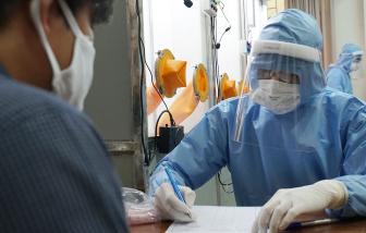 Tối 26/11, 10 người mắc COVID-19 được TPHCM điều trị
