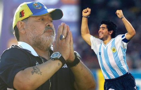 Clip: Cuộc đời và sự nghiệp lẫy lừng của huyền thoại bóng đá Maradona